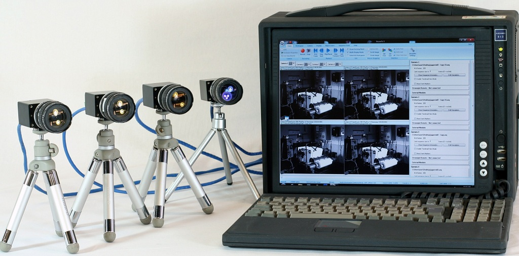 High Speed Multiple Camera Troubleshooting Solution
