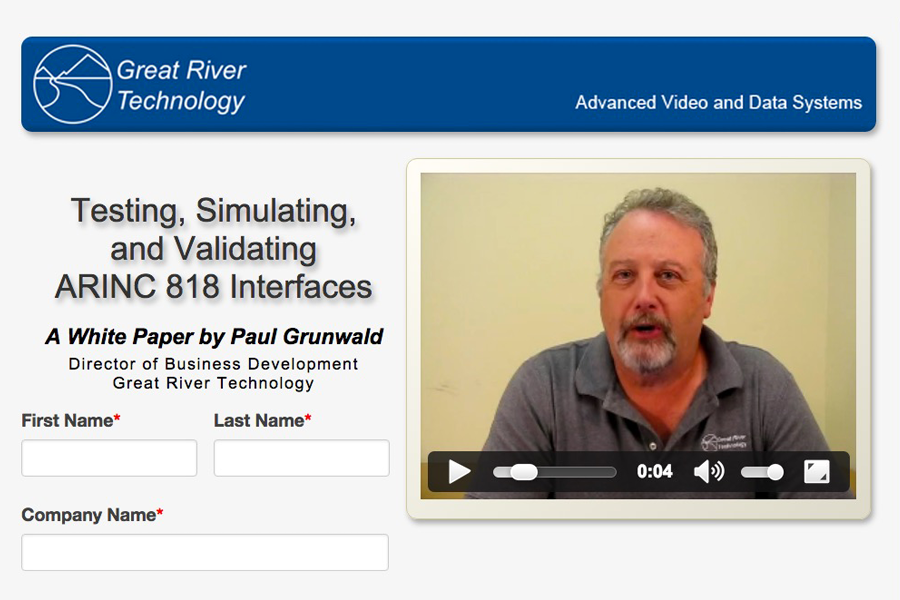 Paul Grunwald, Director of Business Development, Great River Technology