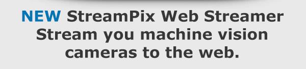 StreamPix Web Streamer